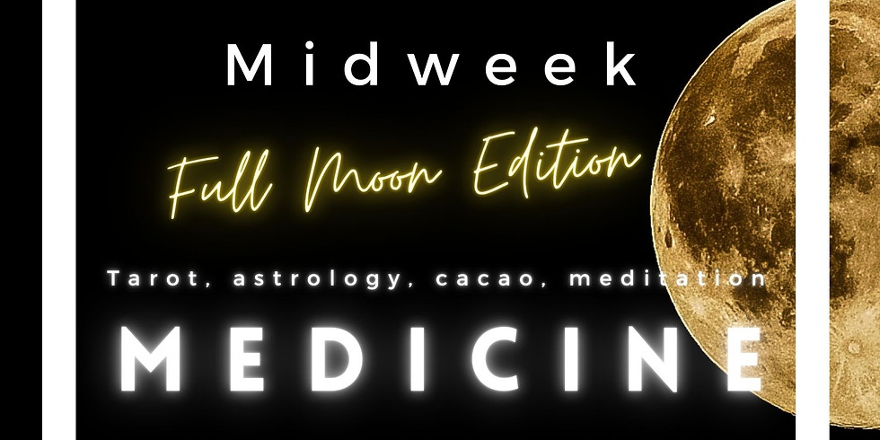 Midweek Medicine: Full Moon Edition & end of 2020