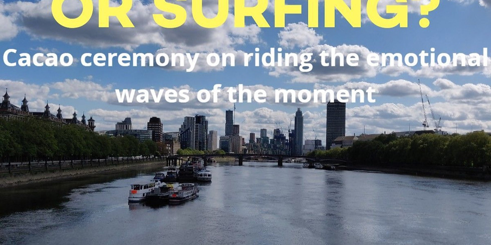 Sinking Or Surfing?
