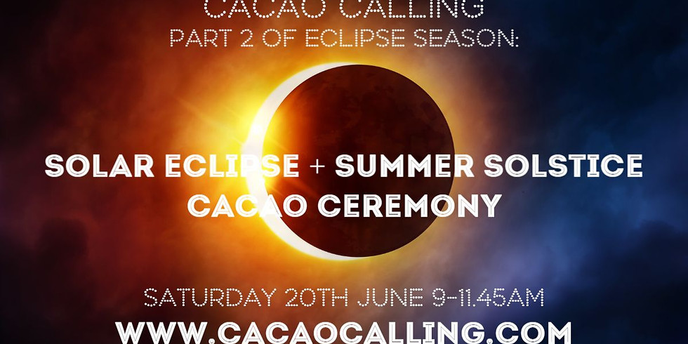 Part 2: 2nd eclipse and SOLSTICE ceremony(in Cancer)
