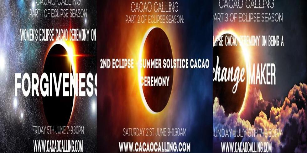 All 3 Eclipse Ceremonies Special