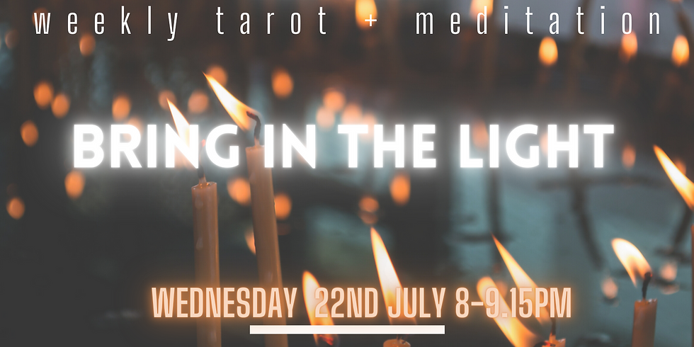 Meditation Event: Bring in the Light