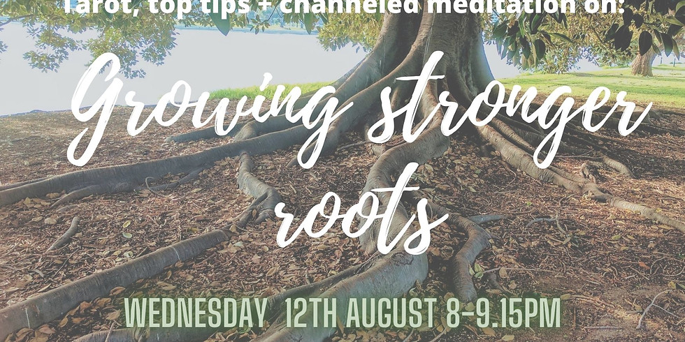 Meditation Event: Growing Stronger Roots