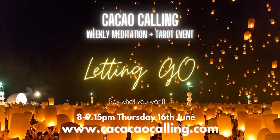 Meditation Event: Letting Go