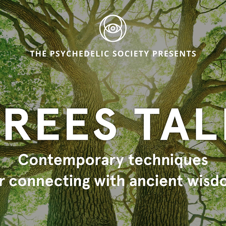 TREES TALK, 1 day workshop to equip you for life
