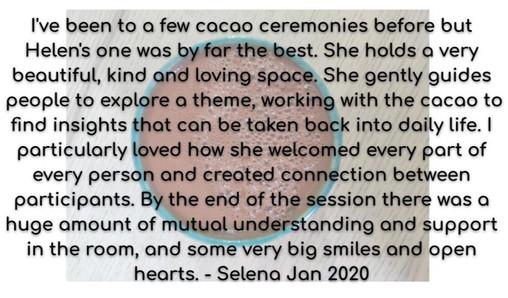 Selena Testimonial