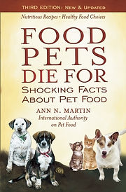 FOOD PETS DIE FOR SHOCKING FACTS ABOUT P