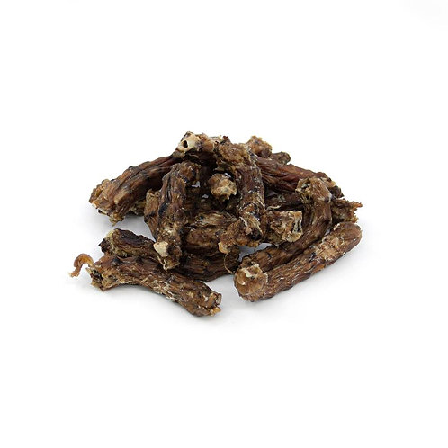 CHICKEN NECK JERKY 30G