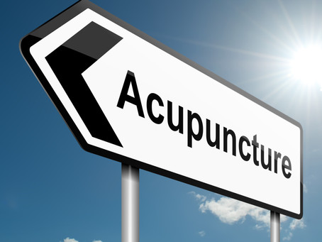 How acupuncture changed my life