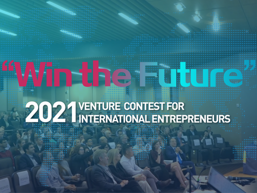 """WIN THE FUTURE"" 2021 Venture Contest for International Entrepreneurs Welcomes Innovation Teams"