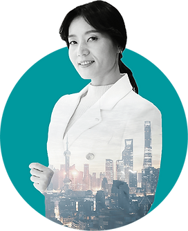 Chinese female consultant