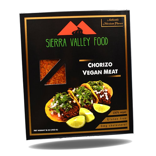 Chorizo Vegan Meat