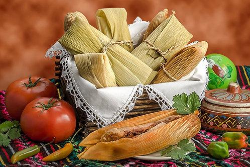 Mixed Dozen Tamales