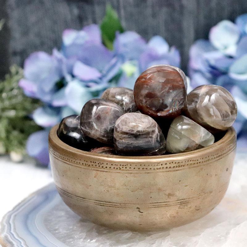 Pedra da lua negra