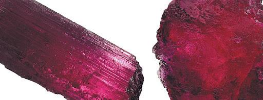 Turmalina rosa