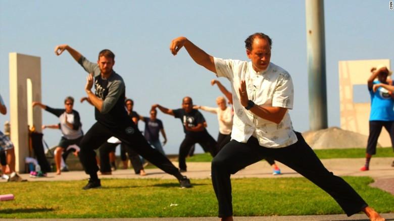 Meditação em Movimento