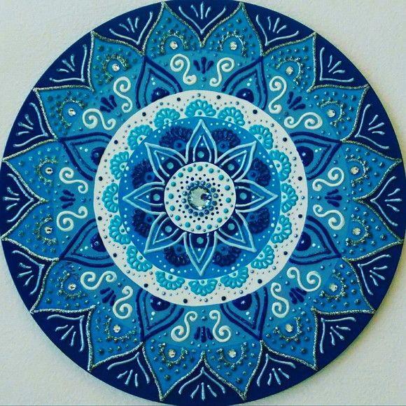 Mandala oito raios
