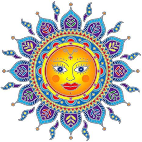 Mandala de sol