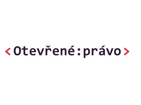 Projekt: Otevřené právo