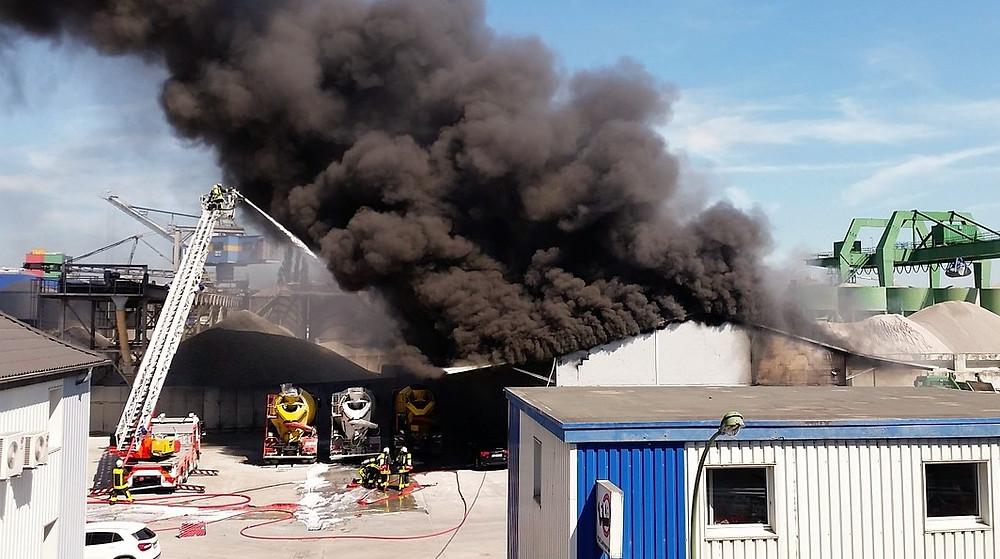 Industrielle Brandschäden und Störfälle managen