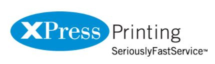 Shout out to Xpress Printing in Sisters, Oregon!