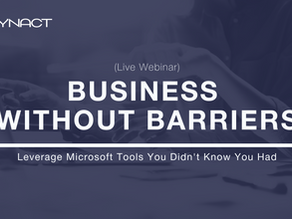 Webinar: Business Without Barriers