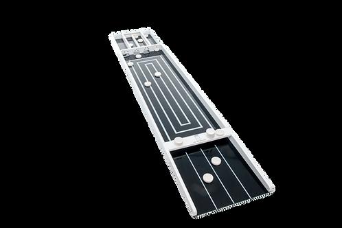 LUXE SJOELBAK JAN DES BOUVRIE  - ZWART - 200 CM       ( Pre-order)