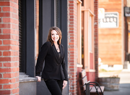 Laura Osiadacz will be running for a second term as Kittitas County Commissioner.
