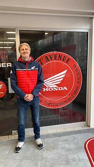 Philippe Savignoni directeur concession honda 7ème avenue