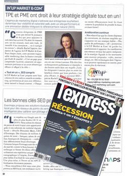 Magazine l'Express