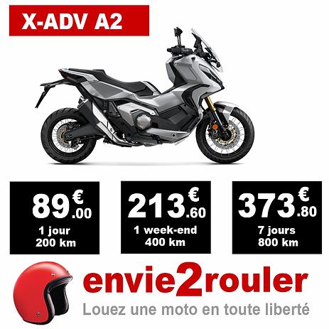 Louez une X-ADV A2