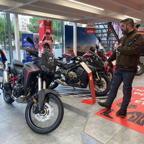 INTERVIEW EXCLUSIVE - Lauréat 2020 Concours AFRICA TWIN !