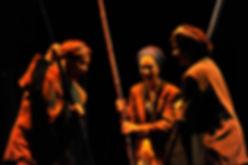 Compagnie Debout sur le Toit - Spectacle Assemblée des Femmes