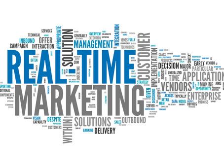 Как создать клиентоориентированный маркетинг в реальном времени
