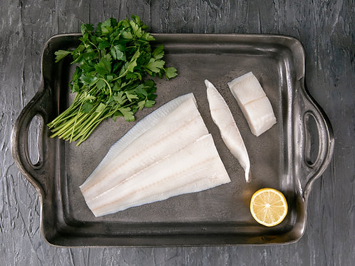 Whole Turbot Fillets