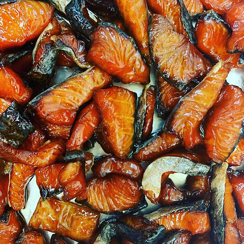 Candied Arctic Char