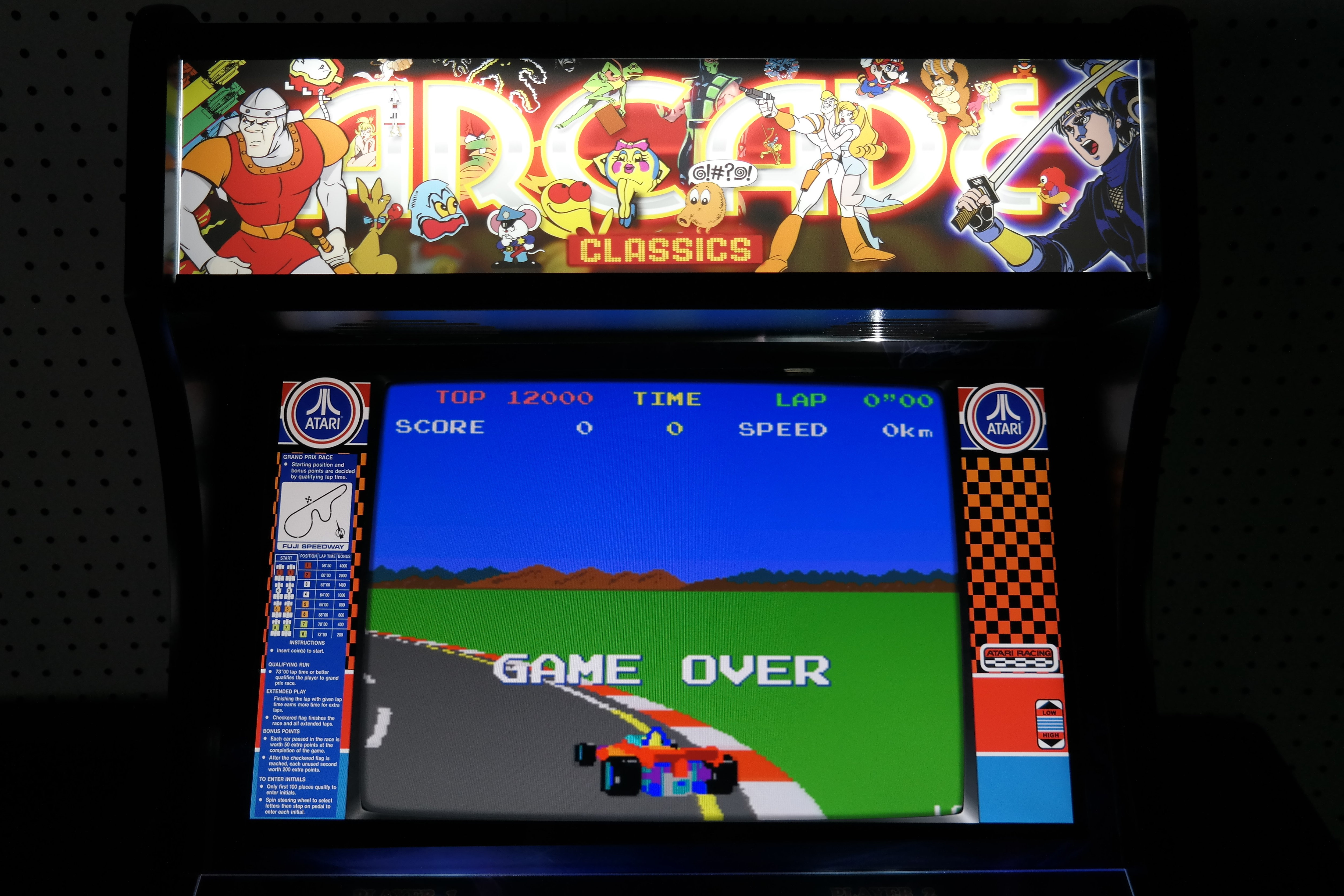 Retro Bartop Mame - Hyperspin Arcade Game | N2fun com