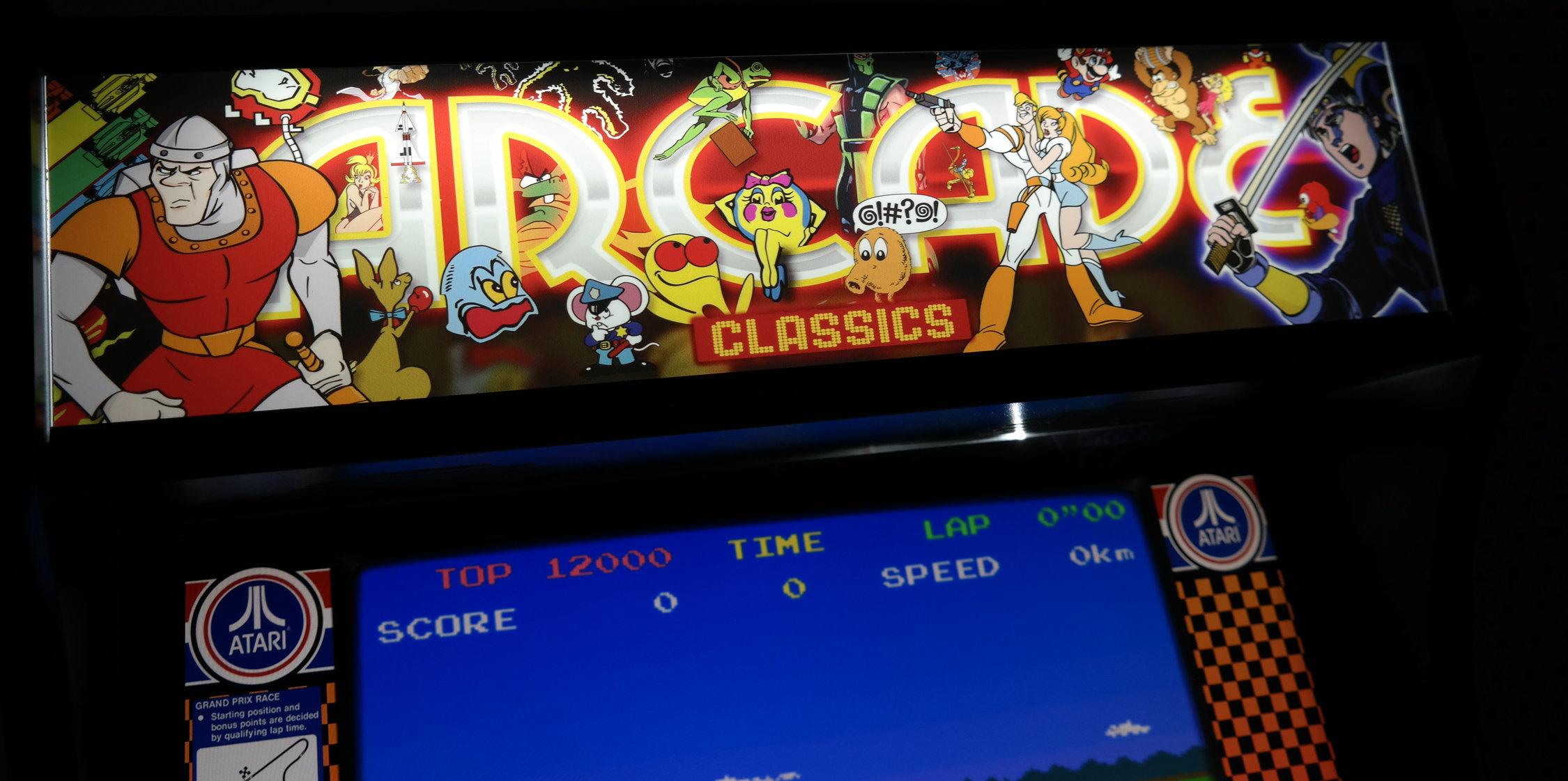 Retro Bartop Mame - Hyperspin Arcade Game   N2fun com