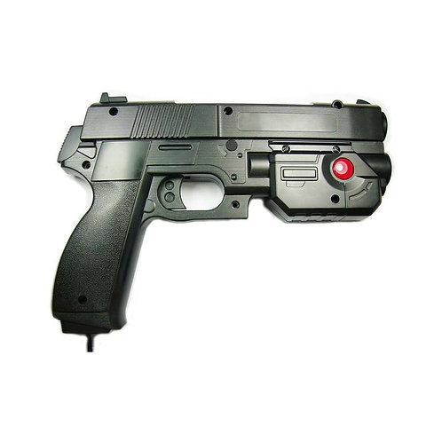 Light Guns w/ 2 Game buttons:  USB x2