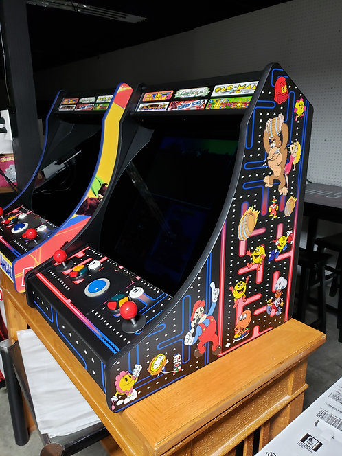 Classic Bartop Arcade Game with 412 Games