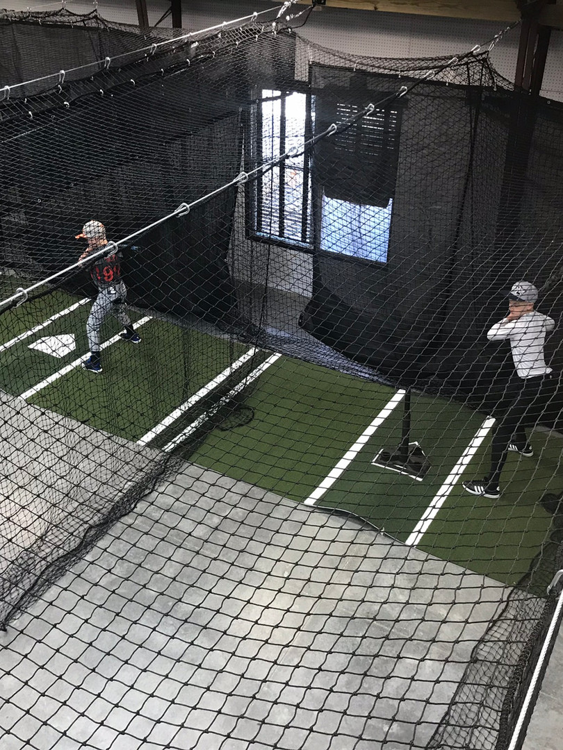 Indoor Cages at N2ball.com