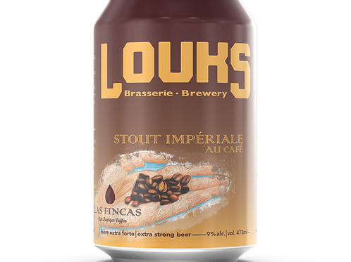Imperial Coffee Stout