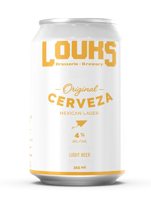Mexican Lager - Cerveza