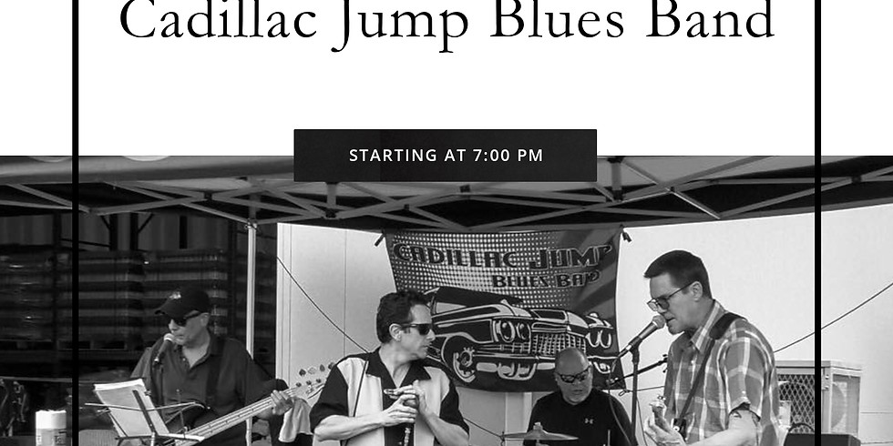 CADILLAC JUMP BLUES BAND