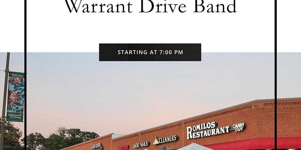 WARRANT DRIVE BAND