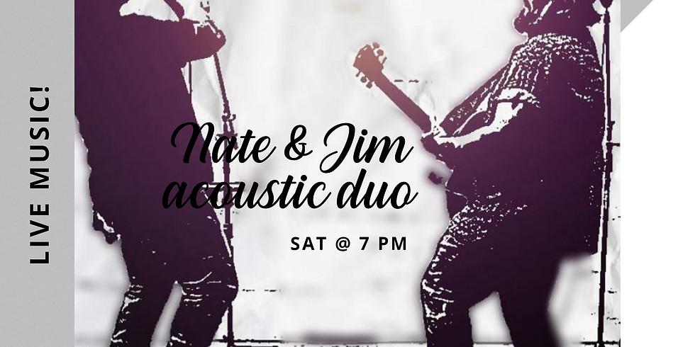 NATE & JIM ACOUSTIC DUO