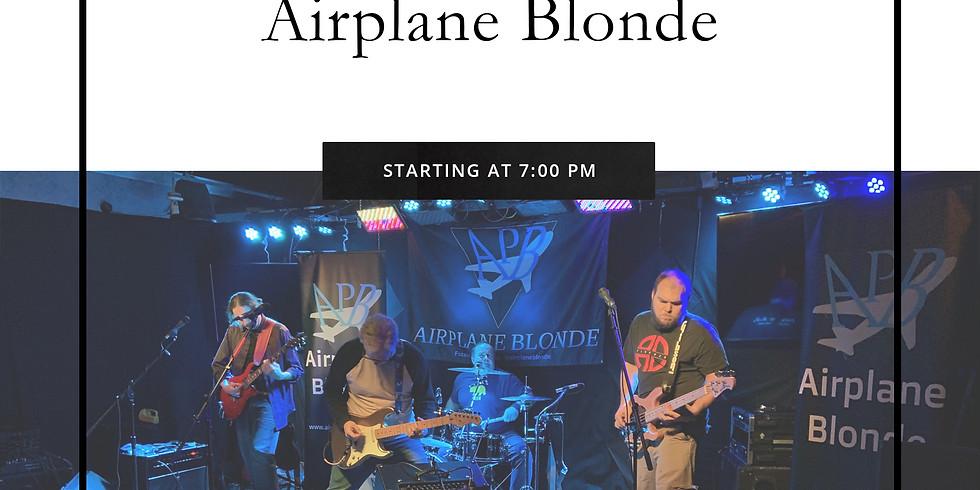 AIRPLANE BLONDE