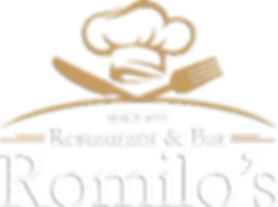 Romilo's-Logo WHITE w shadow.png