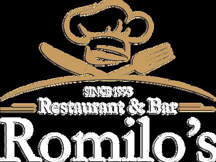 Romilo's-Logo WHITE w shadow.png