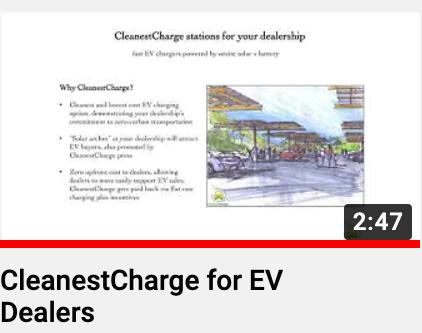 EV dealer YouTube in 2-minutes