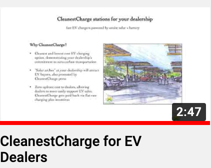 EV dealer YouTube in 2-minutes